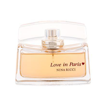 Nina Ricci Love in Paris parfémovaná voda pro ženy