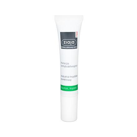 Ziaja Med Antibacterial Treatment Acne Point Reducer antibakteriální gel proti akné unisex