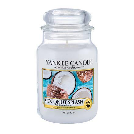 Yankee Candle Coconut Splash vonná svíčka