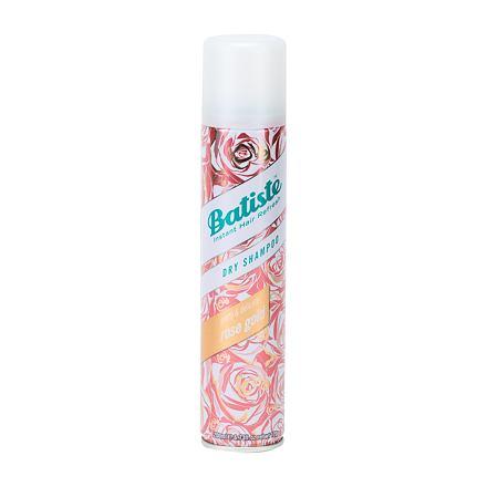Batiste Rose Gold suchý šampon s vůní růží pro ženy