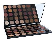 Oční stín Makeup Revolution London Pro HD Palette Amplified 35 30 g Luxe