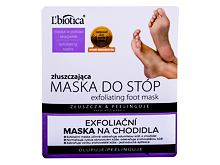Krém na nohy L´Biotica Foot Mask Exfoliating 1 ks