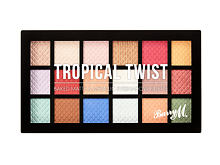 Oční stín Barry M Eyeshadow Palette Tropical Twist 16,2 g