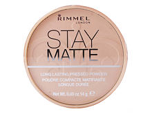 Pudr Rimmel London Stay Matte