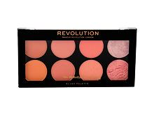 Tvářenka Makeup Revolution London Blush Palette 12,8 g Hot Spice