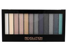 Oční stín Makeup Revolution London Redemption Palette Essential Day To Night