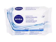 Čisticí ubrousky Nivea Cleansing Wipes Refreshing 3in1 25 ks