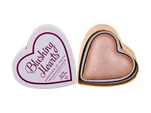 Rozjasňovač Makeup Revolution London I Heart Revolution Blushing Hearts 10 g Goddess Of Faith