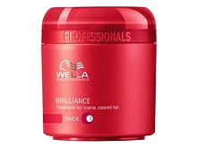 Maska na vlasy Wella Brilliance Thick Hair 150 ml