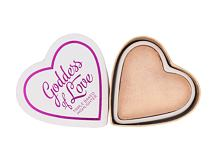 Rozjasňovač Makeup Revolution London I Heart Revolution Triple Baked Highlighter 10 g Golden Goddess