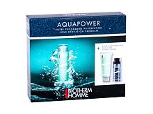 Pleťový gel Biotherm Homme Aquapower Oligo Thermal Care 75 ml Dárková kazeta
