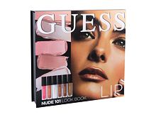 Rtěnka GUESS Look Book Lip 4 ml 101 Red Dárková kazeta