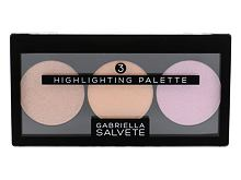 Rozjasňovač Gabriella Salvete Highlighting Palette 15 g