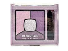 Oční stín BOURJOIS Paris Smoky Stories Quad Eyeshadow Palette