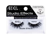 Umělé řasy Ardell Studio Effects Wispies 1 ks Black