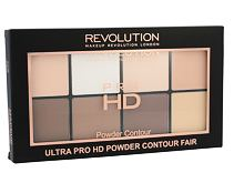 Pudr Makeup Revolution London Ultra Pro HD Powder Contour Palette