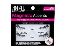 Umělé řasy Ardell Magnetic Accents Accents 001 1 ks Black