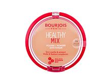 Pudr BOURJOIS Paris Healthy Mix Anti-Fatigue 11 g 03 Dark Beige
