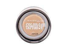 Oční stín Maybelline Color Tattoo 24H 4 g 05 Eternal Gold