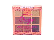 Oční stín Makeup Revolution London I Heart Revolution Fantasy Makeup Pigment 7,2 g Dragon