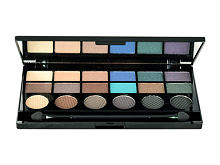 Oční stín Makeup Revolution London Salvation Palette Welcome To The Pleasuredome