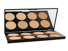 Korektor Makeup Revolution London Ultra Cover And Conceal Palette 10 g Light-Medium