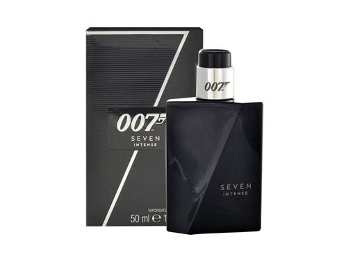 James Bond 007 Seven Intense EDP 125 ml pro muže