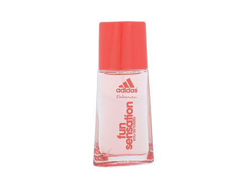 Adidas Fun Sensation For Women EDT 30 ml pro ženy