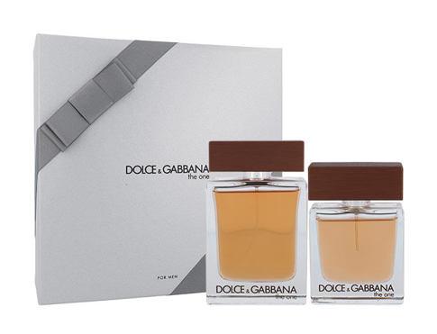 Dolce&Gabbana The One For Men EDT EDT 100 ml + EDT 30 ml pro muže