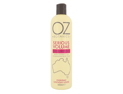 Šampon Xpel OZ Botanics Serious Volume 400 ml