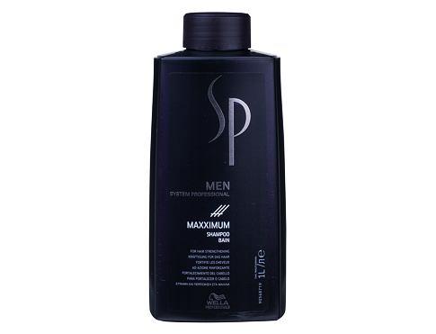 Wella SP Men Maxximum Shampoo šampon 1000 ml pro muže