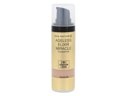 Max Factor Ageless Elixir 2in1 Foundation + Serum makeup 30 ml pro ženy