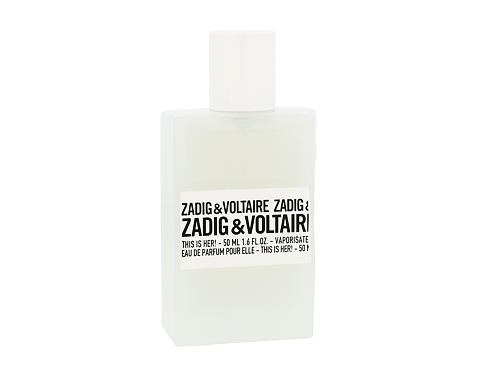 Parfémovaná voda Zadig & Voltaire This is Her! 50 ml