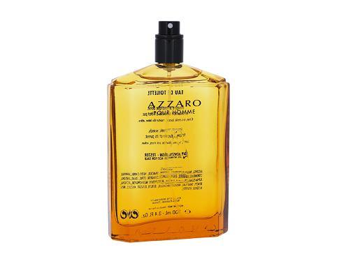 Azzaro Azzaro Pour Homme EDT 100 ml Tester Naplnitelný pro muže