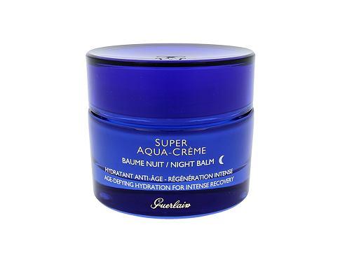 Guerlain Super Aqua Créme Night Balm noční pleťový krém 50 ml pro ženy