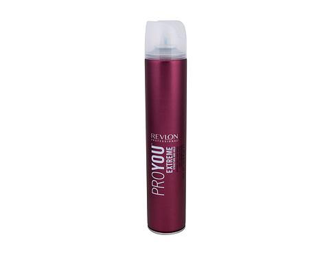 Revlon Professional ProYou Extreme lak na vlasy 500 ml pro ženy
