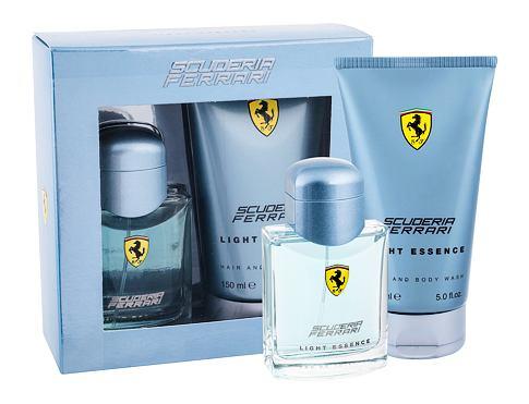 Ferrari Scuderia Ferrari Light Essence EDT EDT 75 ml + sprchový gel 150 ml pro muže