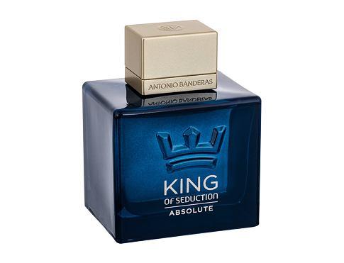 Antonio Banderas King of Seduction Absolute Collector´s Edition EDT 100 ml pro muže