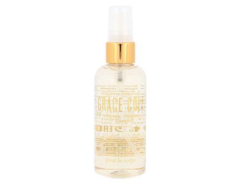 Grace Cole Nectarine Blossom & Grapefruit sprchový gel 100 ml pro ženy