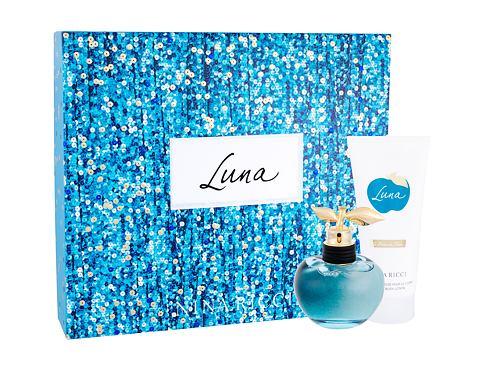 Nina Ricci Luna EDT EDT 80 ml + tělové mléko 100 ml pro ženy