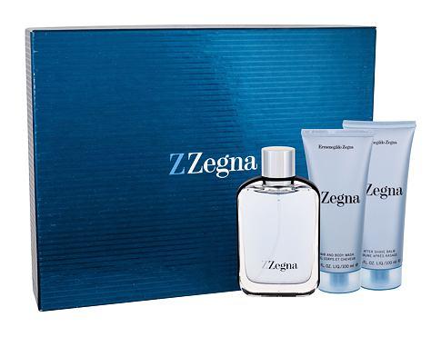 Ermenegildo Zegna Z Zegna EDT EDT 100 ml + balzám po holení 100 ml + sprchový gel 100 ml pro muže