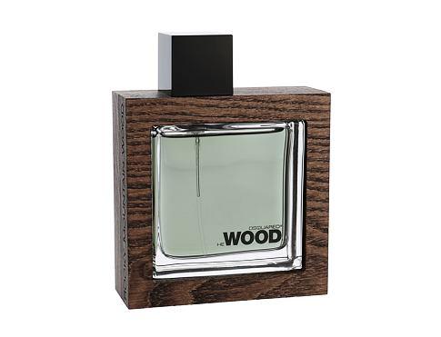 Dsquared2 He Wood Rocky Mountain Wood EDT 50 ml Poškozená krabička pro muže