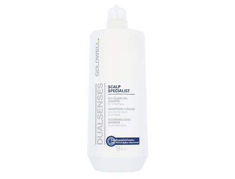 Goldwell Dualsenses Scalp Specialist Deep Cleansing šampon 1500 ml pro ženy