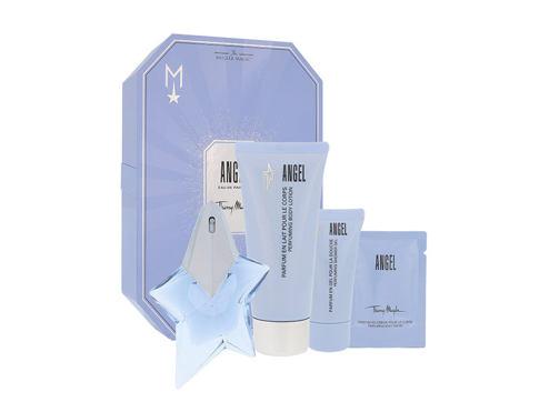 Thierry Mugler Angel EDP EDP 25 ml + tělové mléko 100 ml + sprchový gel 30 ml + tělový krém 1