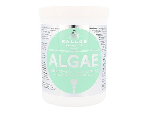 Kallos Cosmetics Algae maska na vlasy 1000 ml pro ženy