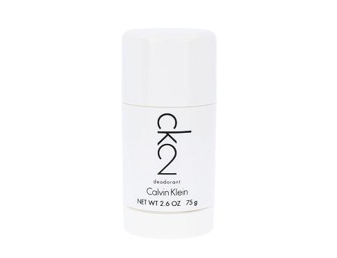 Calvin Klein CK2 deodorant 75 ml Unisex