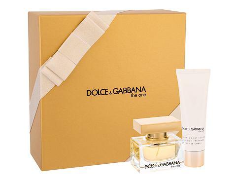 Dolce&Gabbana The One EDP EDP 30 ml + tělové mléko 50 ml pro ženy