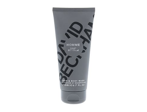 David Beckham Homme sprchový gel 200 ml pro muže
