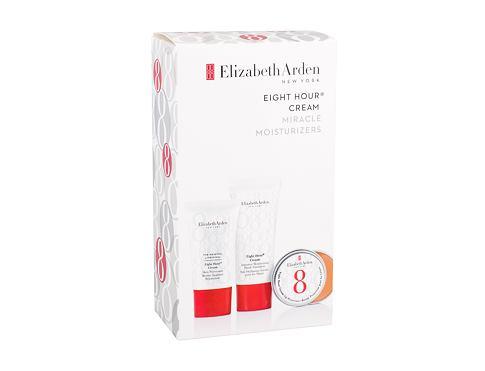 Elizabeth Arden Eight Hour Cream krém na ruce krém na ruce 30 ml + ochranná péče 15 ml + balzám na rty 13 ml pro ženy