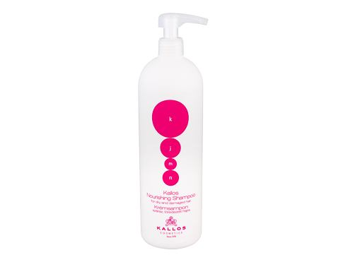 Kallos Cosmetics KJMN Nourishing šampon 1000 ml pro ženy